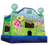 Ohio Sponge Bob bounce house rental