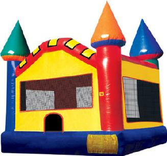 Cleveland, Ohio inflatable castle rental