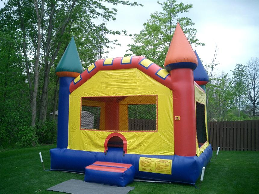 Cleveland, Ohio inflatable party rentals